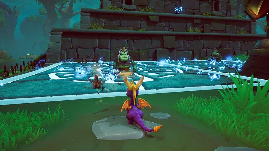 Spyro Reignited Trilogy - Poziom Dżungla