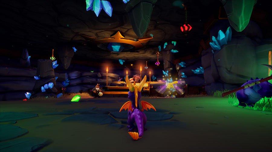 Spyro Reignited Trilogy - Kopalnia
