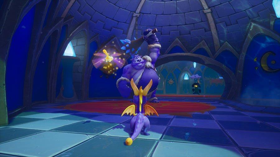 Spyro Reignited Trilogy - Wielki Młot