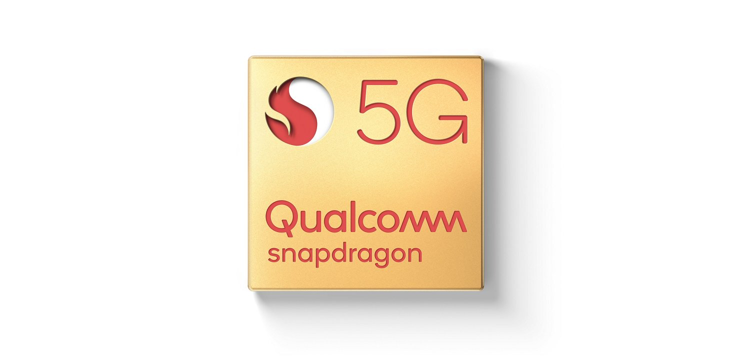 Qualcomm Snapdragon 5G logo