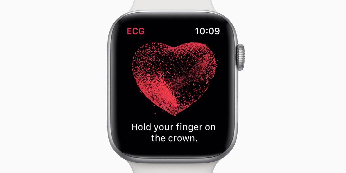 ekg w apple watch