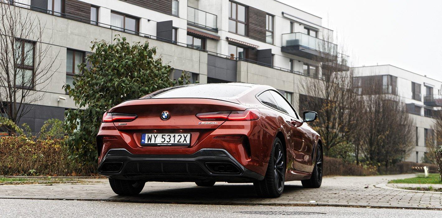 BMW M850i xDrive - ceny