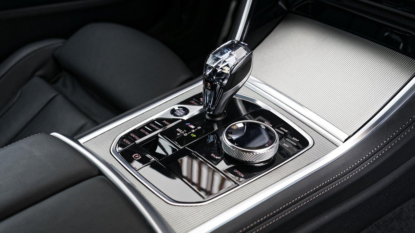 BMW M850i xDrive - nowy operator systemu iDrive