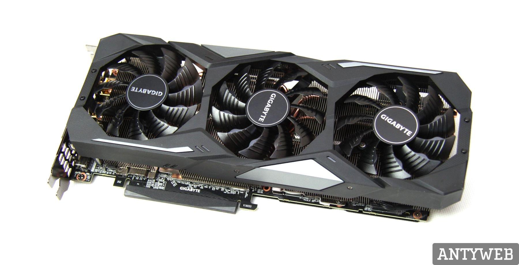 Recenzja Gigabyte GeForce RTX 2080Ti Gaming OC 11G - zdjęcie karty