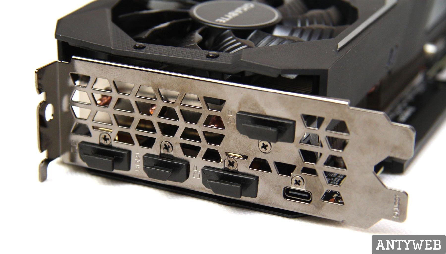 Recenzja Gigabyte GeForce RTX 2080Ti Gaming OC 11G - śledź z wyjściami