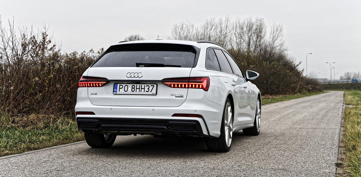 Audi A6 50 TDI quattro tiptronic