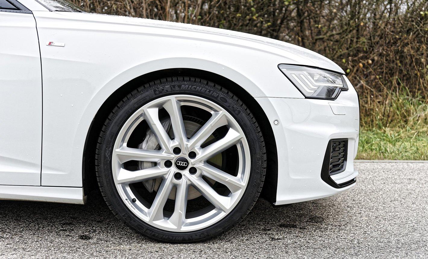 Audi A6 - hamulce przednie