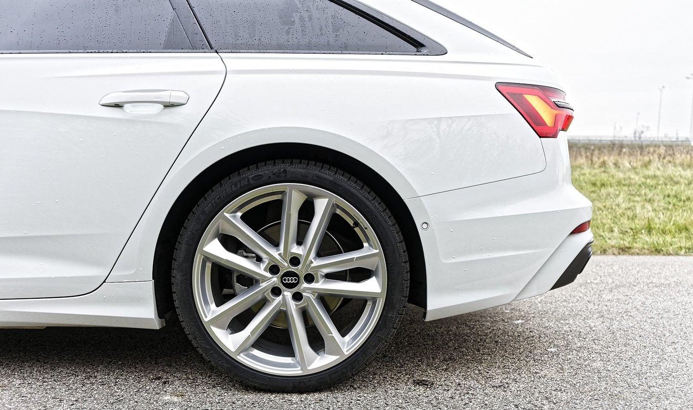 Audi A6 - hamulce tylne