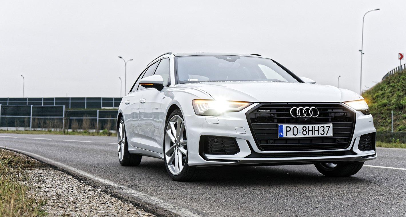 Audi A6 Avant HD Matrix LED