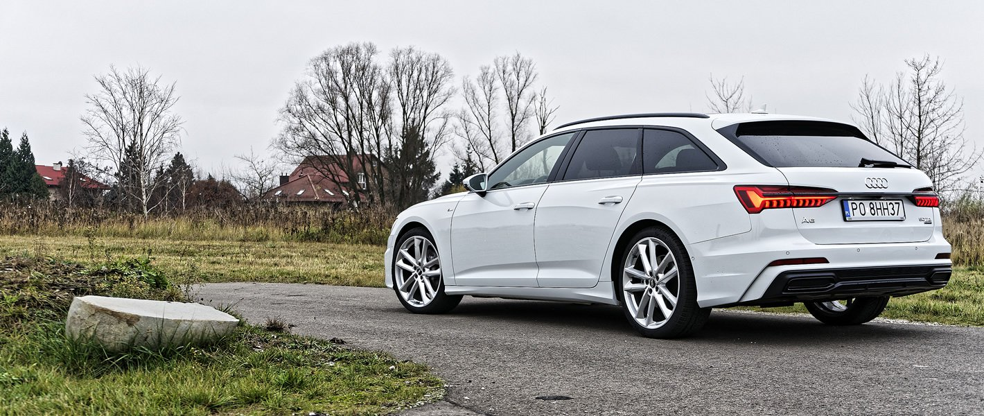 Audi A6 50 TDI V6 quattro tiptronic