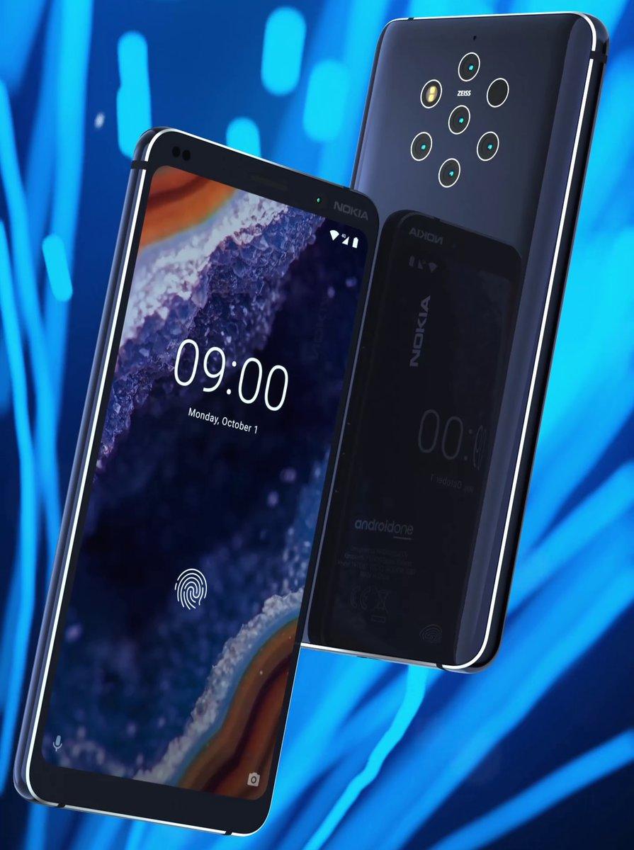 Nokia 9 premiera