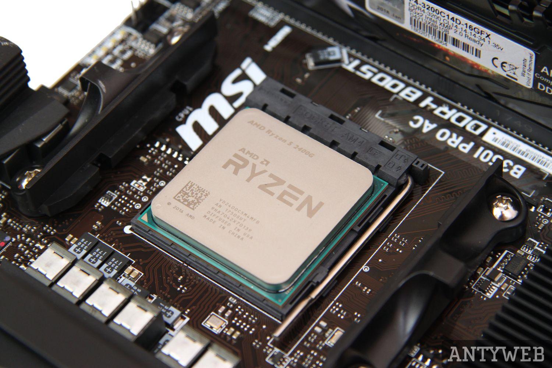 Mobilne układy AMD Ryzen drugiej generacji  Intel w opałach?