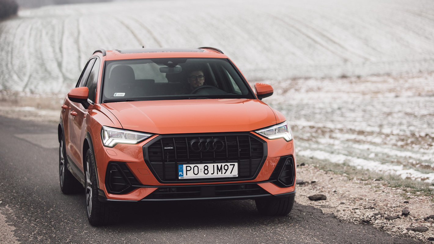 Audi Q3 2019 - polskie ceny