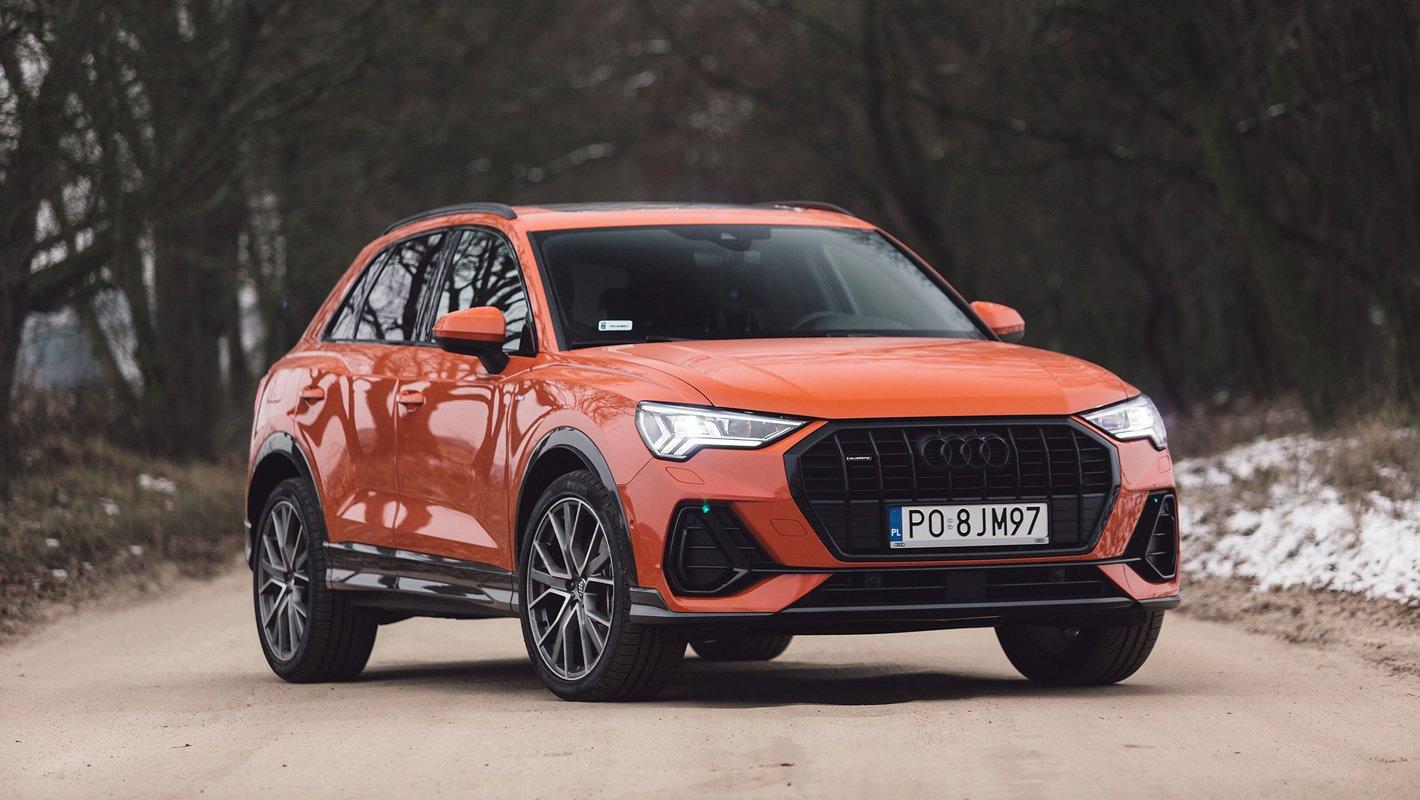 Audi Q3 2019 - opinia i ocena