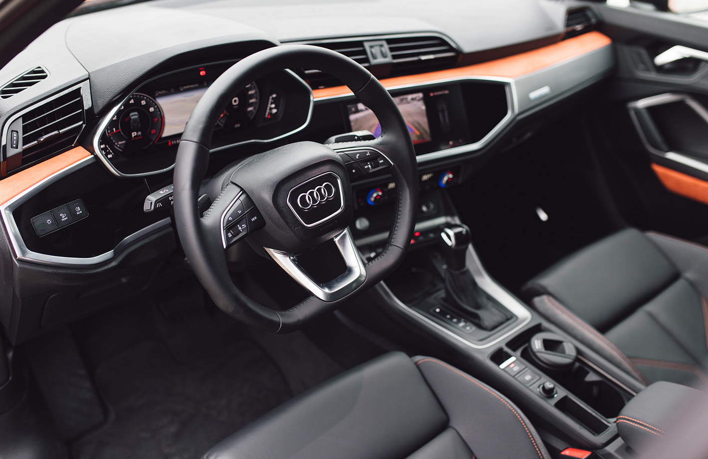 Audi Q3 2019 - wysoka jakość wykonania