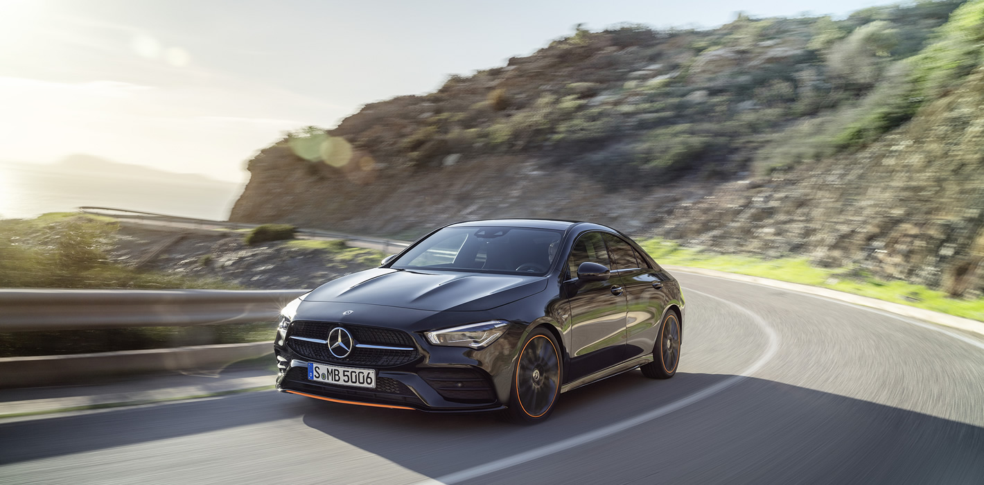 Mercedes-Benz CLA Coupe 2019