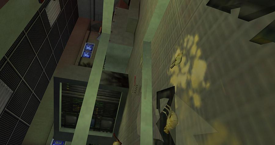 Half-Life - Game Over