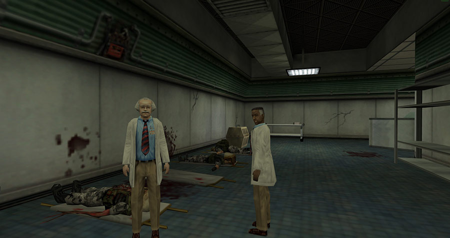 Half-Life - Dead