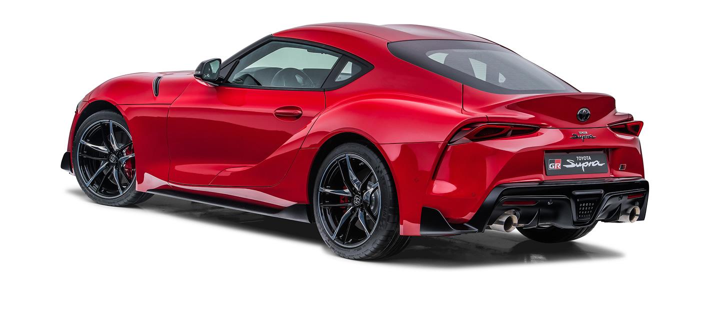 Nowa Toyota GR Supra 2019 Performance – premiera. Siostra ...