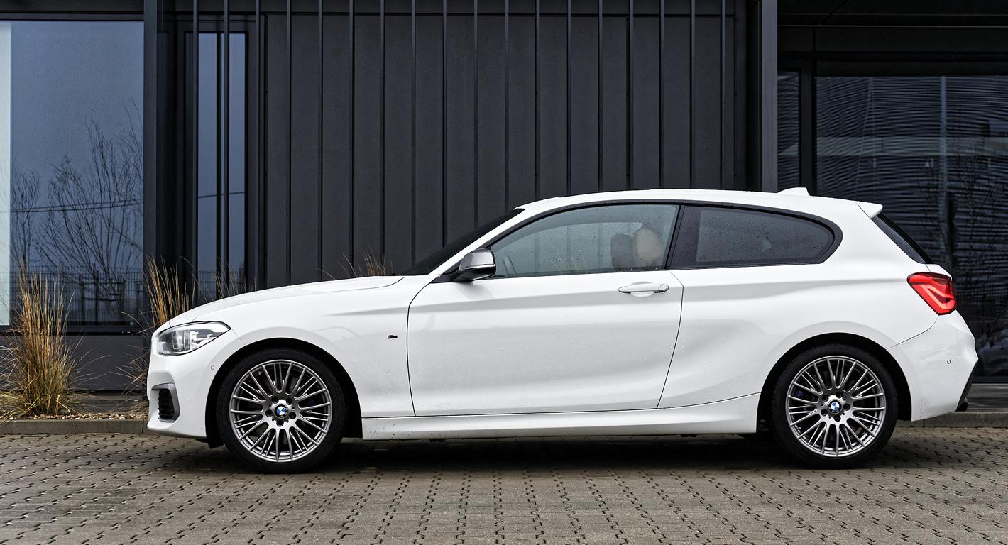 BMW M140i xDrive z niesamowitym silnikiem 3.0l R6