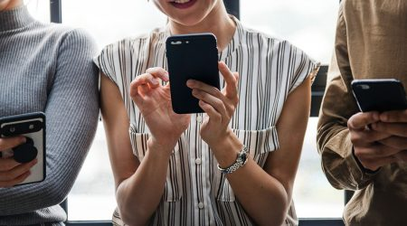 android sterowanie gestami
