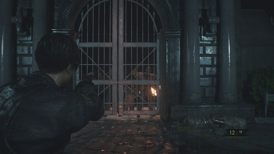 Resident Evil 2 - Raccoon City