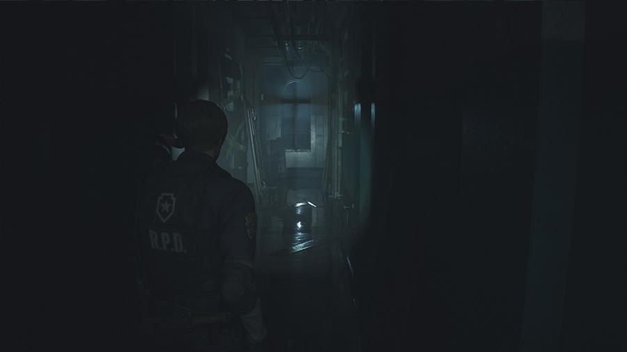 Resident Evil 2 - Komisariat