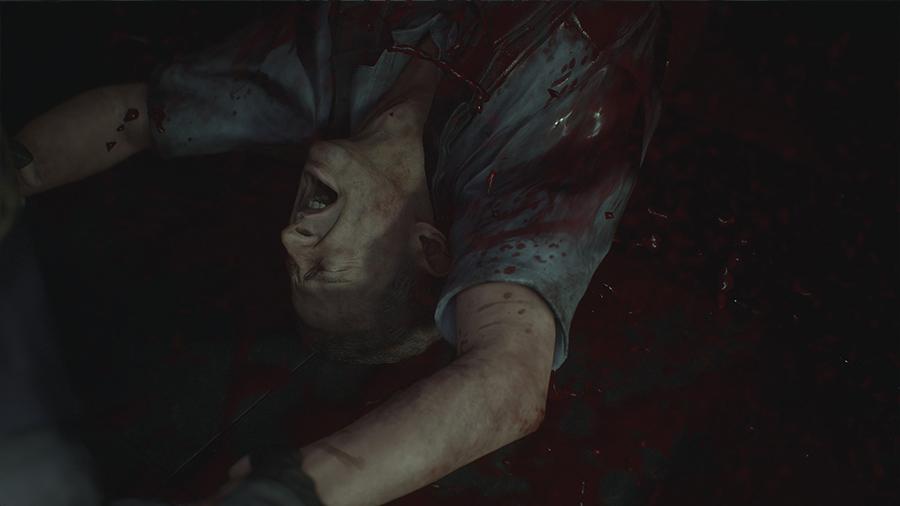 Resident Evil 2 - Śmierć