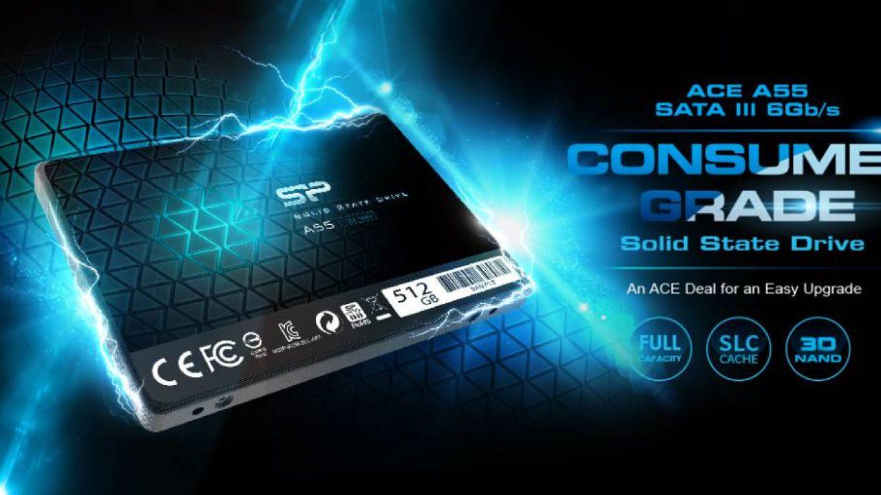 Silicon Power Ace A55