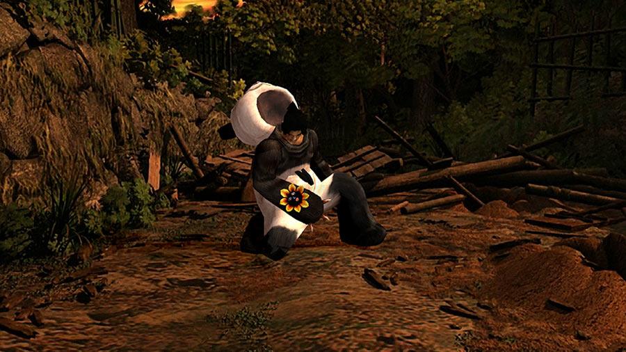 Onimusha Warlords - Panda Style