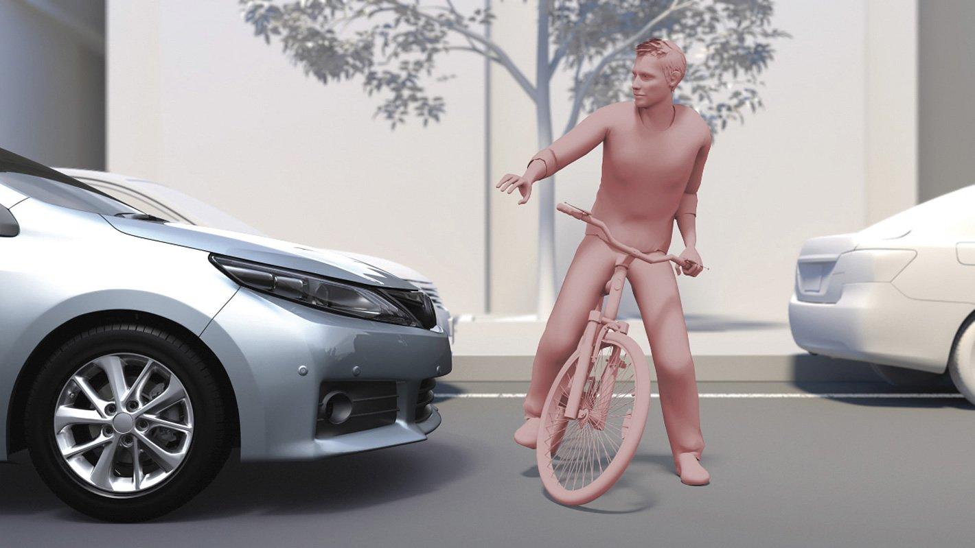 Toyota RAV4 Hybrid 2019 - system PCS