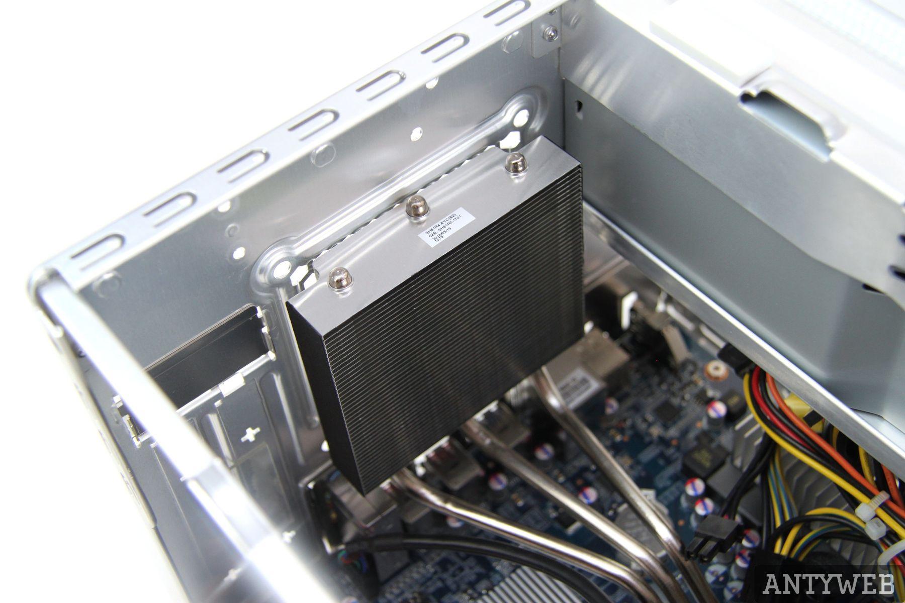 Shuttle SH370R6 Plus radiator