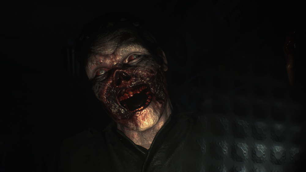 Resident Evil 2 - Zombie