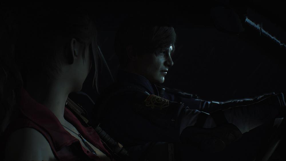 Resident Evil 2 - Ucieczka