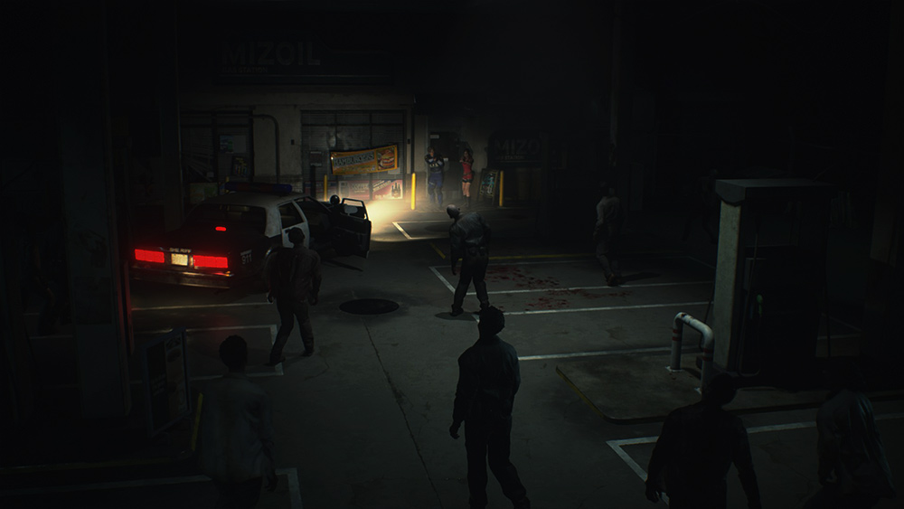 Resident Evil 2 - Stacja Benzynowa