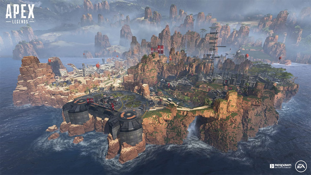 Apex Legends - Map