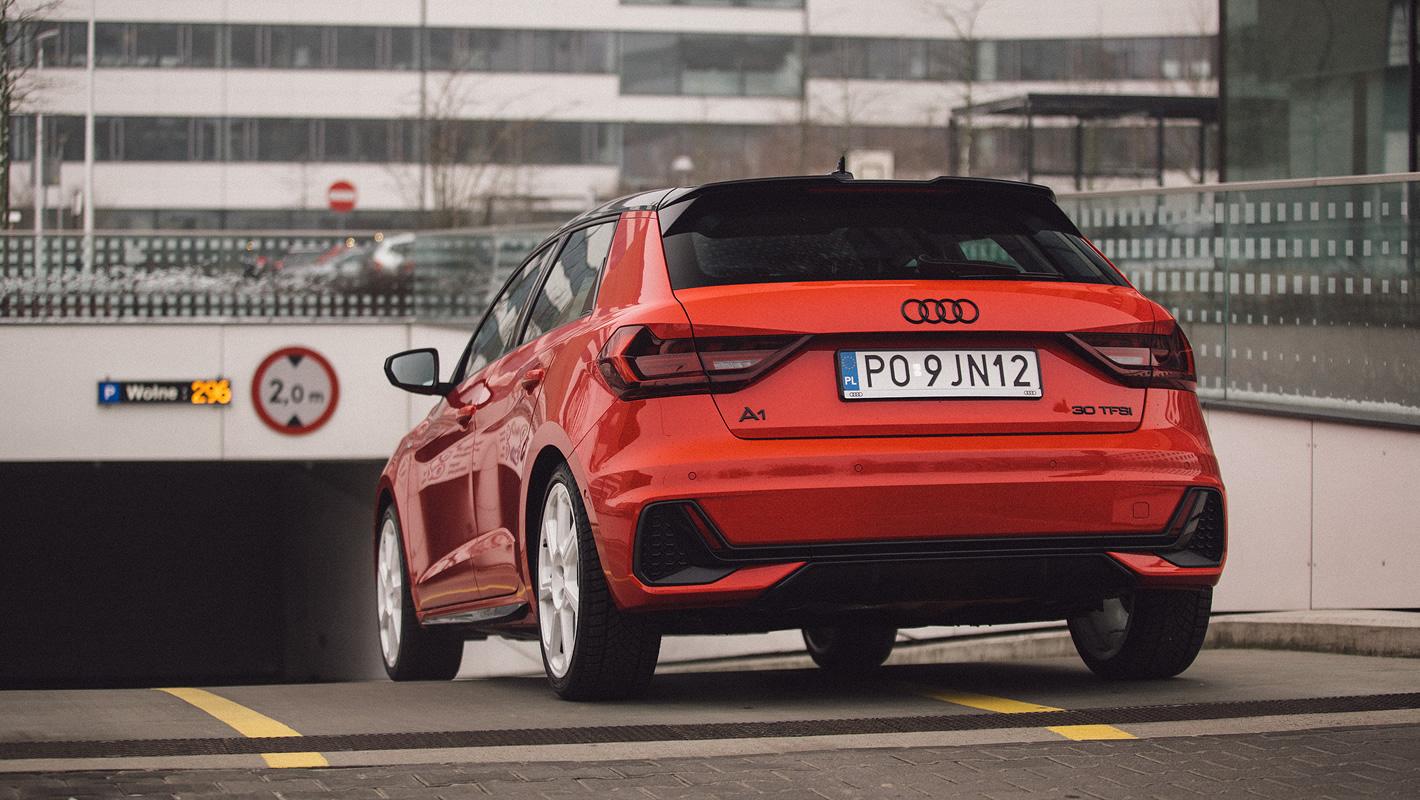 Audi A1 30 TFSI 2019
