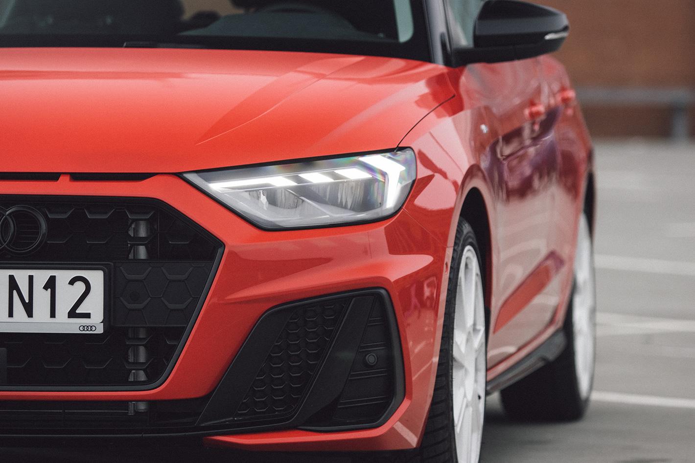 Audi A1 2019 - reflektor LED
