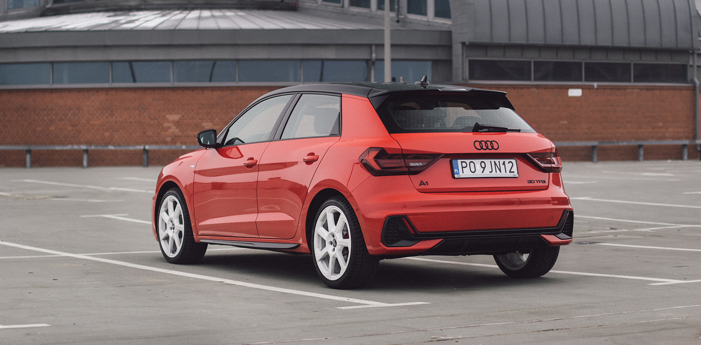 Audi A1 2019 - ocena i opinia