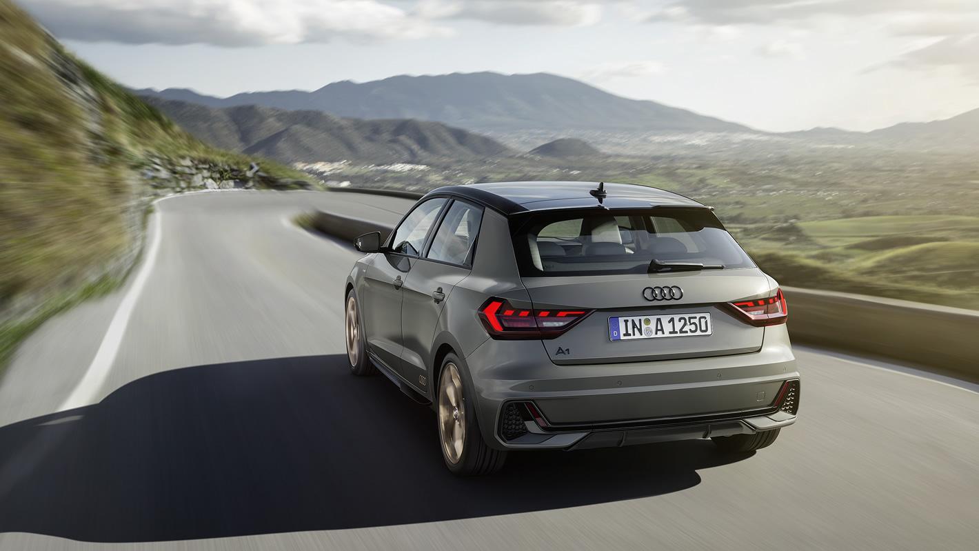 Audi A1 2019 - jazda próbna