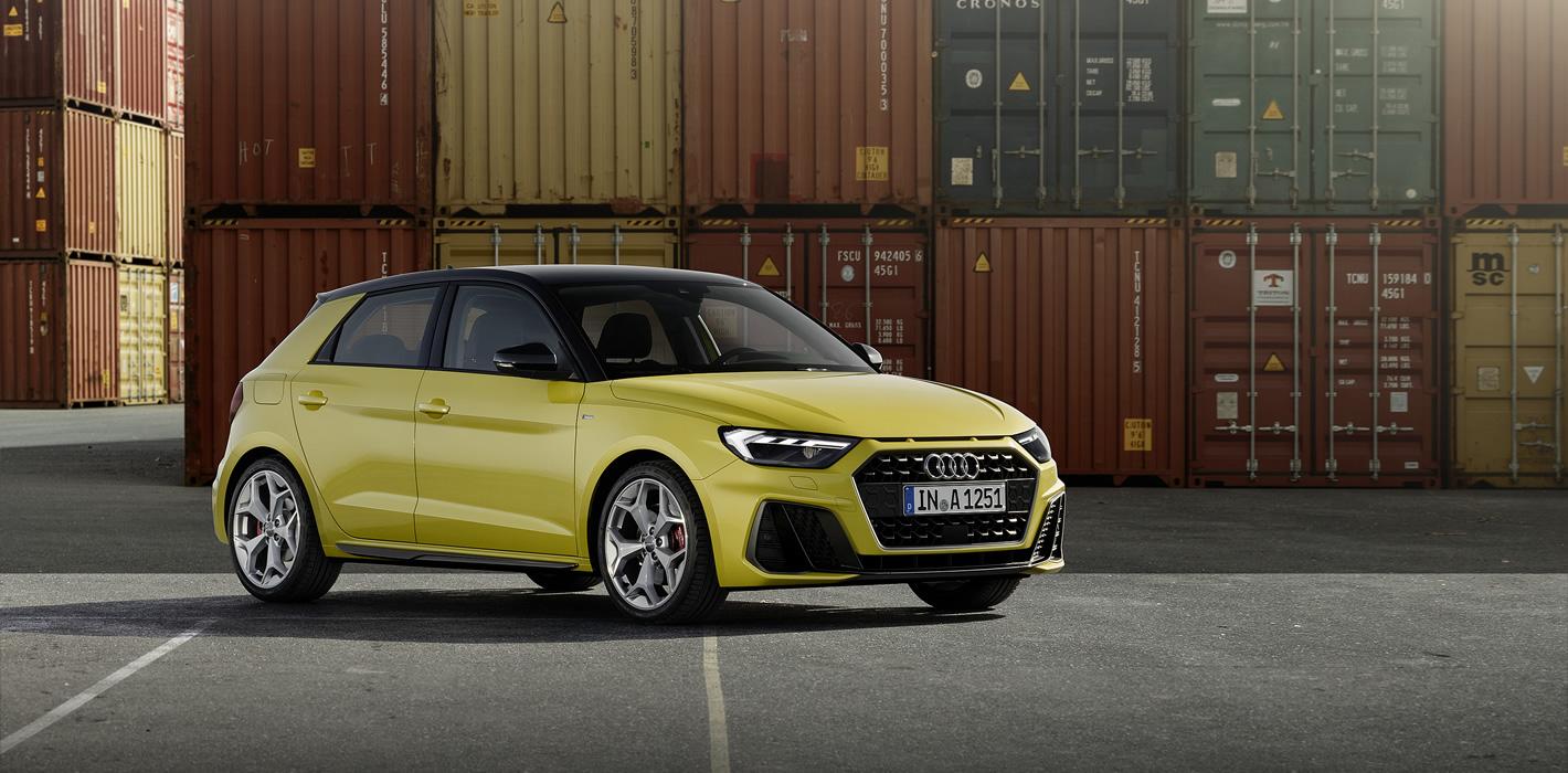 Audi A1 2019 - polskie ceny
