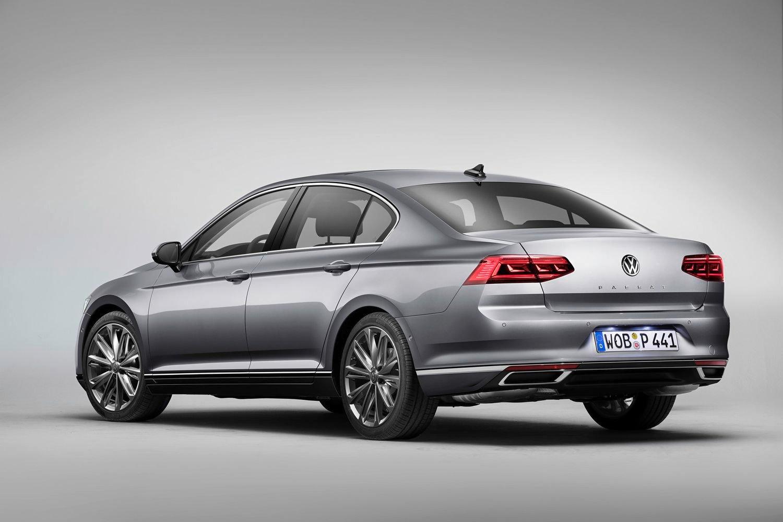 Volkswagen Passat B8 lifting