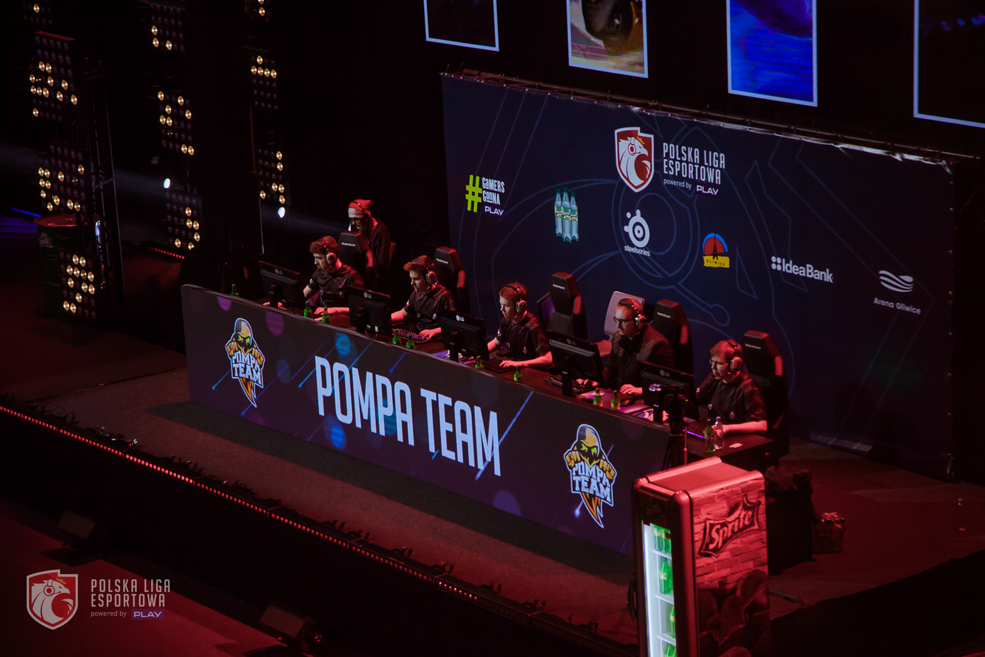 Polska Liga Esportowa - Pompa Team
