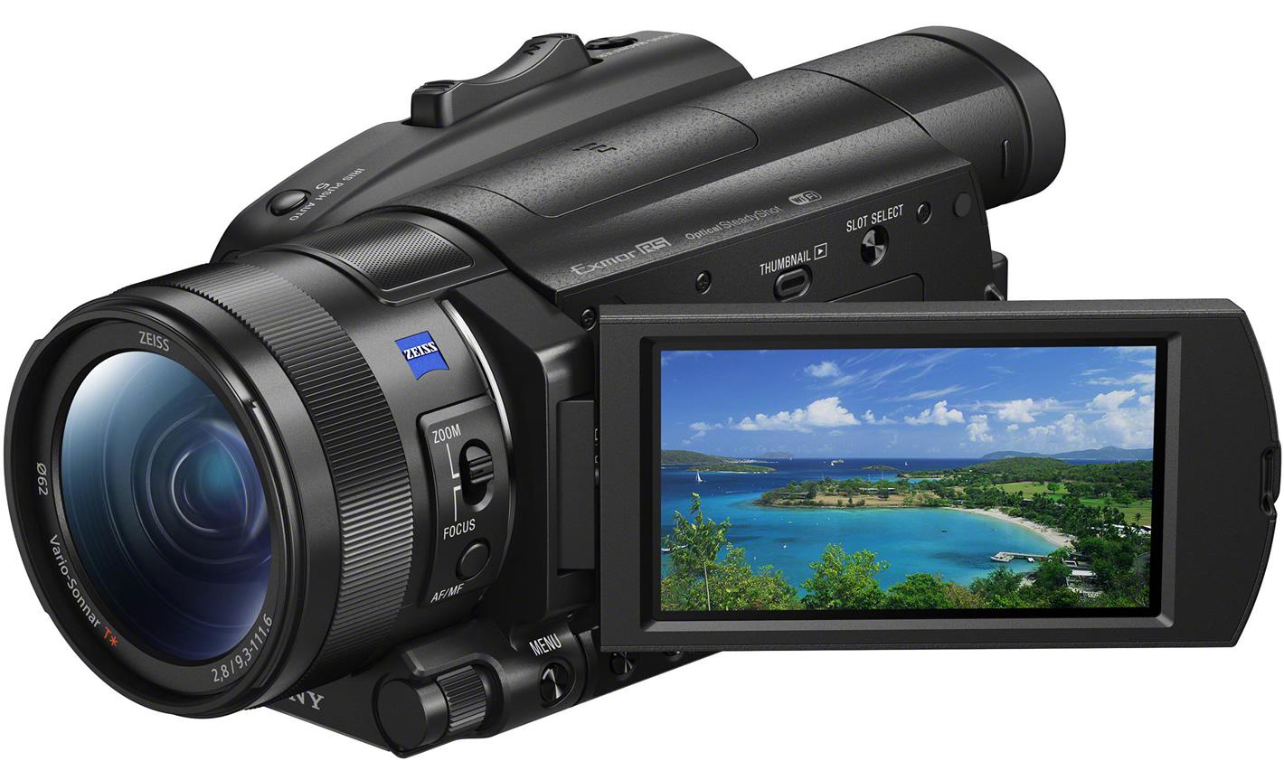 Kamera Sony FDR-AX700 4K HDR