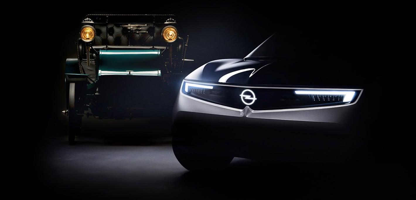 Opel - systemy oświetlenia