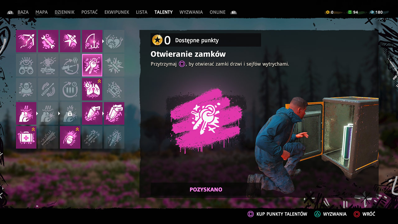 Far Cry New Dawn - RPG