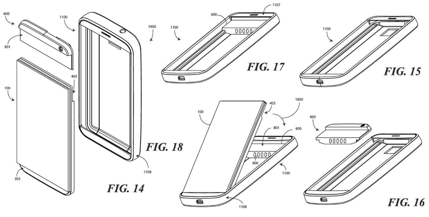 modułowe smartfony