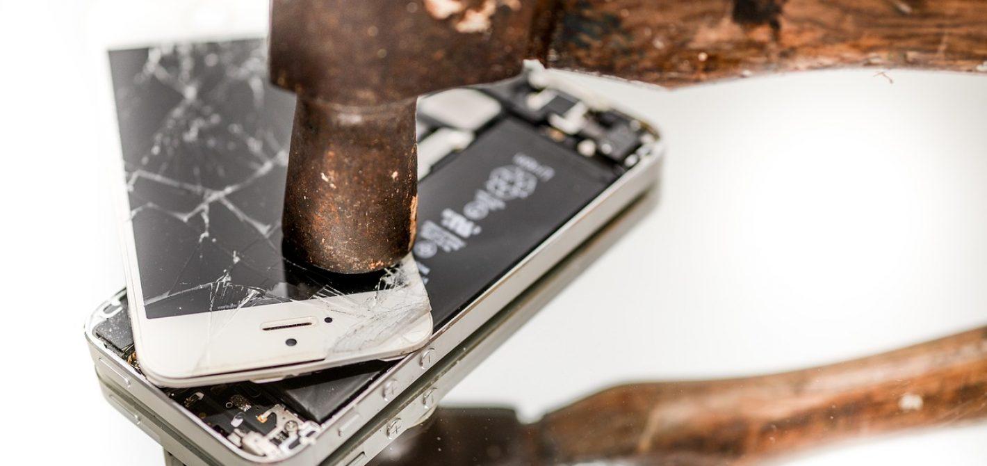 iphone wymiana baterii