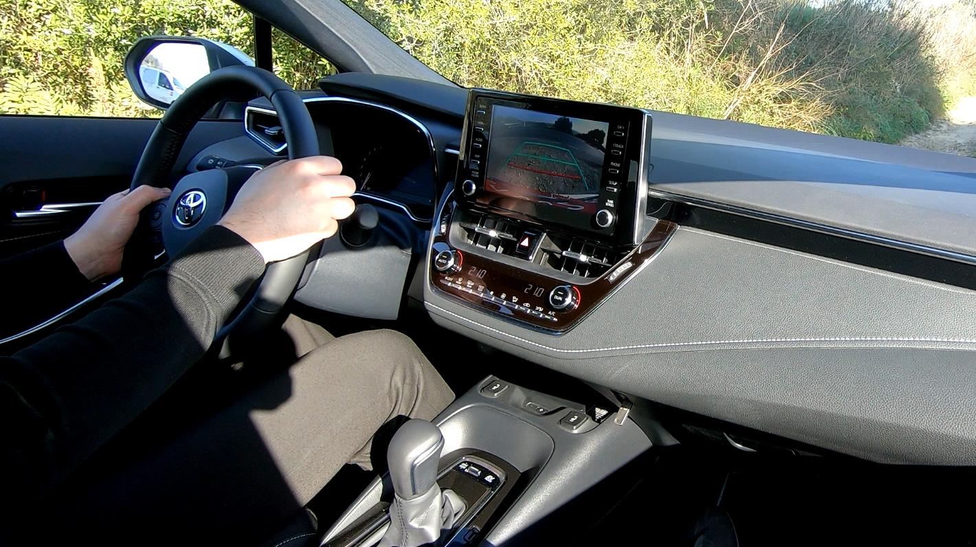 Toyota Corolla 2019 - RCTA