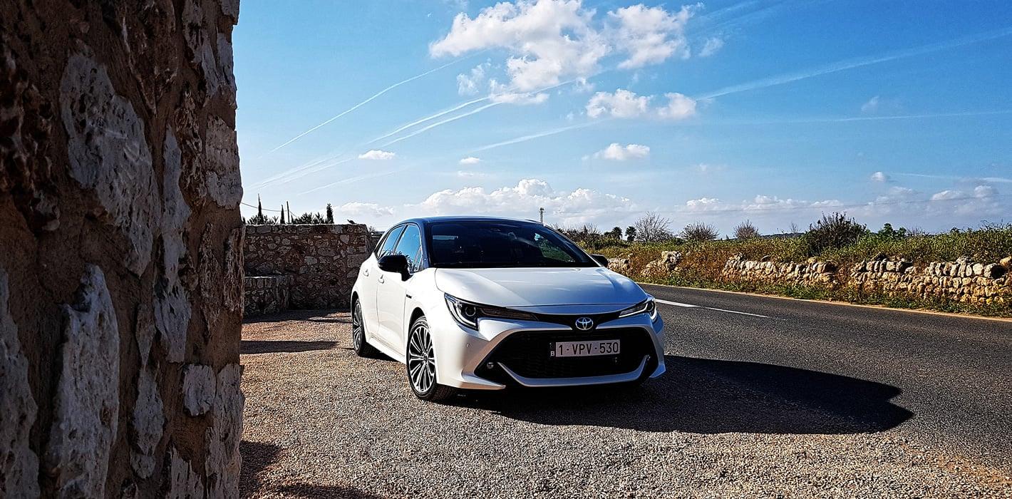 Toyota Corolla 2019 1.8l Hybrid